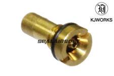 Entrada Original Juguete KJ funciona Airsoft válvulas para KJ 1911 GBB Gas revista KJ0021