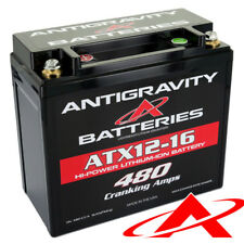 Antigravity Stock Case 16-Cell Lithium Ion Battery Negative on Left YTX12-16