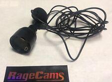 Replay Primex X Caméra Harnais Micro Adaptateur 3.5mm Microphone Arrière Fil Sur