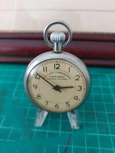 Vintage Railway Timekeeper Pocket Watch In Working Order.