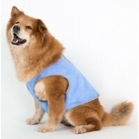 Coco Jo Jo Cooling Vest Cool Your Dog Down on Hot Days Holiday, Long Haired Dogs