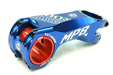 Da Bomb MP8 Stem Forged Aluminum - 31.8mm / 35mm Clamp Dia. - Ext. 80mm - Blue