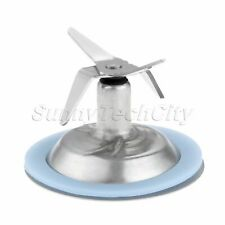 Steel Blender Parts Cutter Blade with Gasket For Black and Decker 77666 SS BL700