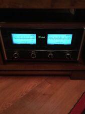 McIntosh MC7270 Amplifier Serviced W/ Original Paperwork