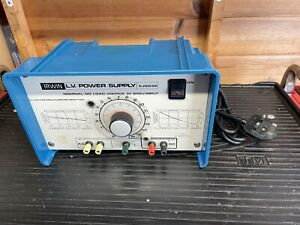 Irwin Ej0032 Variable Bench Top Power Supply Unit Scientific Lab Ac & Dc