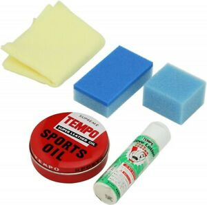 Winning Boxing F-73 Leather Maintenance Kit for Gloves Headgear Cup Protector