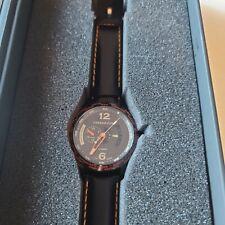 43mm automatic watch Chronovisor 24hr Titanium