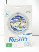 Wii Sports Resort Big Box Nintendo Wii PAL Game AUS, Includes game + Motion Plus