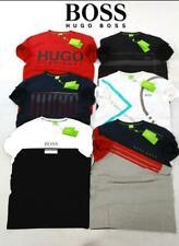 Hugo Boss Men's Short Sleeve Original Tshirt with High Quality Prints
