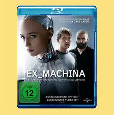 ••••• Ex_Machina (Alicia Vikander) (Blu-ray) ☻
