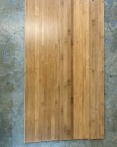 "23.8 sf (1 box)  Shaw Spice Medium 3 3/4"" X 5/8""  Engineered Bamboo Flooring"