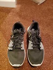 Men's Grey And Black Rebook Shoes. Sz 9