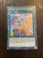 Yugioh Starry Knight Balefire GFTP-EN031 1st Edition Ultra Rare Near Mint