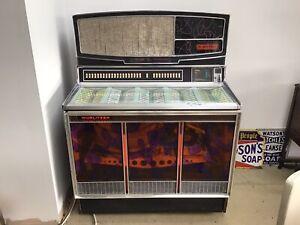wurlitzer jukebox machines
