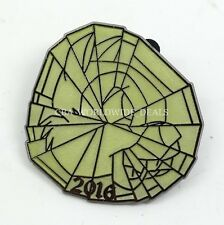 Mickey's Not So Scary Halloween Party 2016 Spider Web Mystery Pin Chip