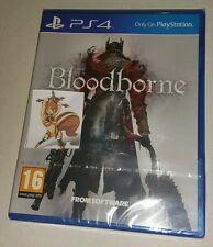 Bloodborne PS4 New Sealed EU PAL Sony PlayStation 4 Blood Born bourne
