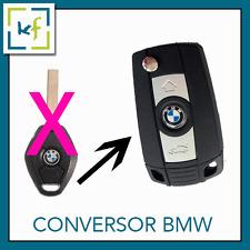 FUNDA CARCASA LLAVE PARA BMW 3 5 7 X3 X5 E46 E38 E39 E60 E61 E53 E83 KIT FLIP