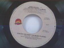 "JAMES INGRAM / PATTI AUSTIN ""HOW DO YOU KEEP THE MUSIC PLAYING / 4:43 VERSION 45"