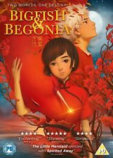 Big Fish and Begonia [DVD]