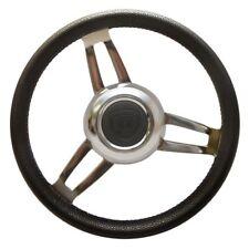 Uflex Boat Steering Wheel | Premier Morosini 13 3/4 Inch Black