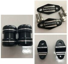 Yamaha Banshee Fr Rr Pipe Hangers And Exhaust Clamps