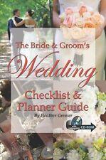 The Bride & Grooms Wedding Checklist & Planner Gu