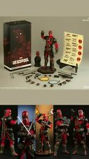 2016 SIDESHOW TOYS 1/6 DEADPOOL 12 inch action figure (100178)