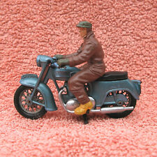 Diecast Motorcycle Boxed Britains Triumph Thunderbird 9686