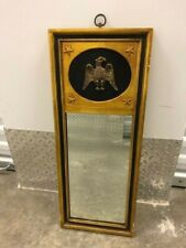 Antique Federal Style Eagle Mirror