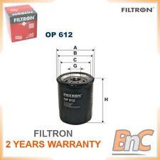 OIL FILTER FOR NISSAN FILTRON OEM X166 OP612