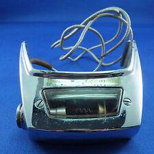 Mercedes Benz 220 170S Right License Light, Lamp, NOS 136-540-06-04