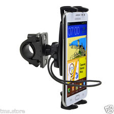 Secure Strap-Bike/Motorcycle Handlebar Mount for Samsung Galaxy Note ARKSGN132