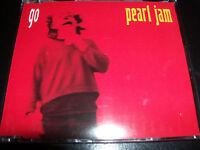 Pearl Jam Go Australian 3 Track CD Single - Like New