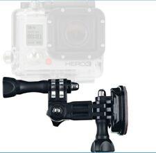 Casco de montaje lateral para cámaras GoPro & Acción