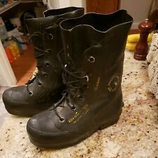 New listing Vintage 80's?Bata Micke 00006000 y Mouse Extreme Cold Airborne Flight Boots Mens Us 6.5
