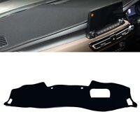 Anti Slip Dash Mat Cover Black Color for 2020 Kia SELTOS RHD  GT-Line (with HUD)