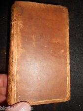 The Annual Kalendar/Court & City Register 1771 - Georgian Reference & History