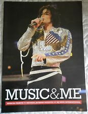 "MICHAEL JACKSON  - ""MUSIC & ME"" PROGRAMME MJ NEWS INTERNATIONAL 2003"