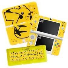 Hori Pikachu Premium Accessory Set Case Cover for New Nintendo 3DS