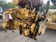 Komatsu Sa6d110 Turbo Engine Core Rebuilding Parts Complete Sa6d110 1