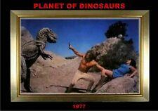 MAGNET  Movie Monster PLANET OF DINOSAURS 1977