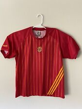 Adidas Spain Soccer Jersey mens Large