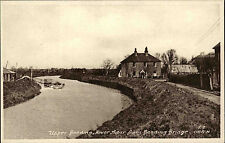 Upper Beeding Great Britain West Sussex ~ 1920/30 RIVER ADUR House Friths Series