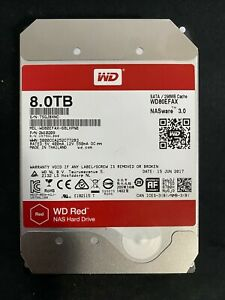 western digital hard drive 8tb,100% working, free shipping, read description