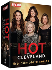 Hot in Cleveland Season 1 2 3 4 5 6 The Complete Series (valerie Bertinelli) DVD