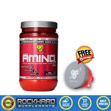 BSN Amino X-Fruit Punch-BCAA-Recovery- Aminox BSN BCAAs