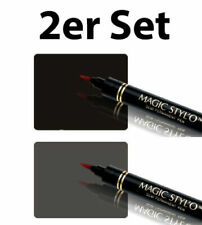 2er Angebot: Magic Stylo Eyeliner - 24 Std. Permanentliner 1x Schwarz 1x Grau