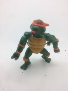 Vintage 1989/90 Playmates Michelangelo Turtles TMNT Wind Up Figure