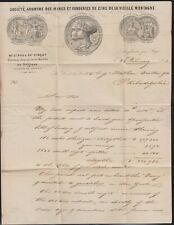 Brussels Belgium via Liverpool England to Philadelphia, stampless, 1853
