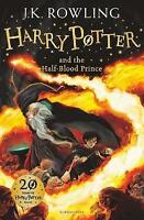Harry Potter and the Half-Blood Prince by J. K. Rowling Book   NEW AU